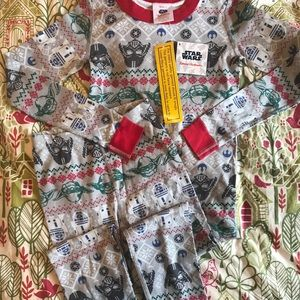 SOLD Hanna Andersson New NWT Star Wars Pajamas